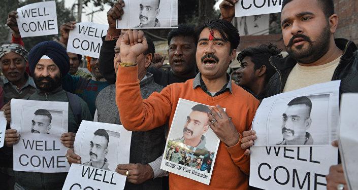 巴基斯坦释放被俘印度飞行员