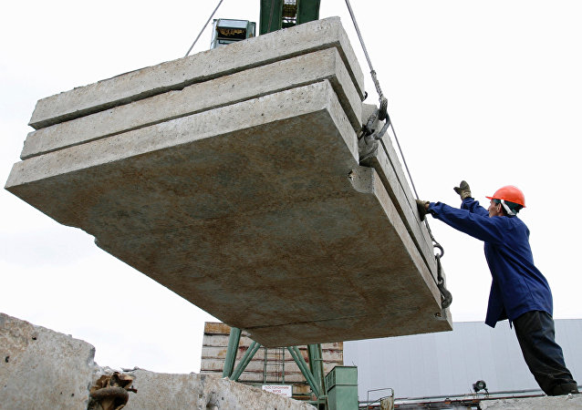 中国投资商将在俄巴什科尔托斯坦建造建材厂