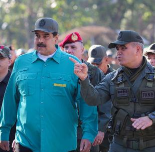 委內瑞拉外交部:加拉加斯譴責華盛頓對委內瑞拉軍方的制裁