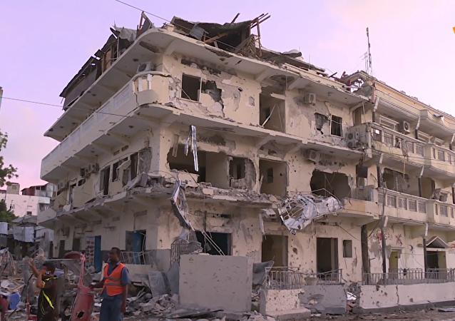 至少25人在摩加迪沙青年党袭击中丧生