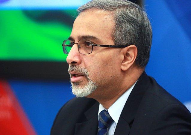 印度驻俄罗斯大使瓦尔玛