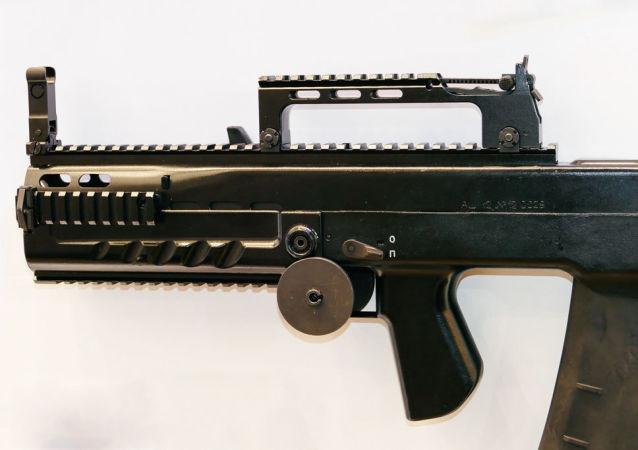 俄罗斯的ShAK-12机枪
