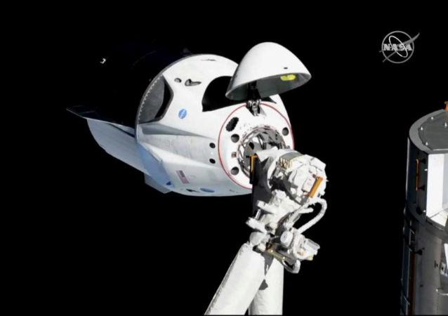 美国航天局:将于夏季向国际空间站发射货运龙飞船