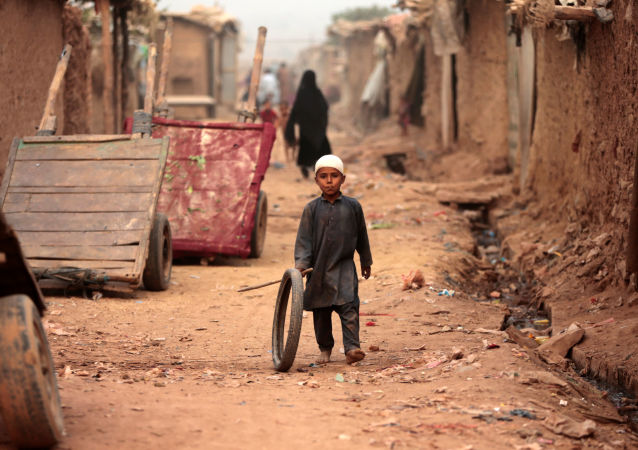 学者:南亚有毒空气导致儿童寿命减短30个月