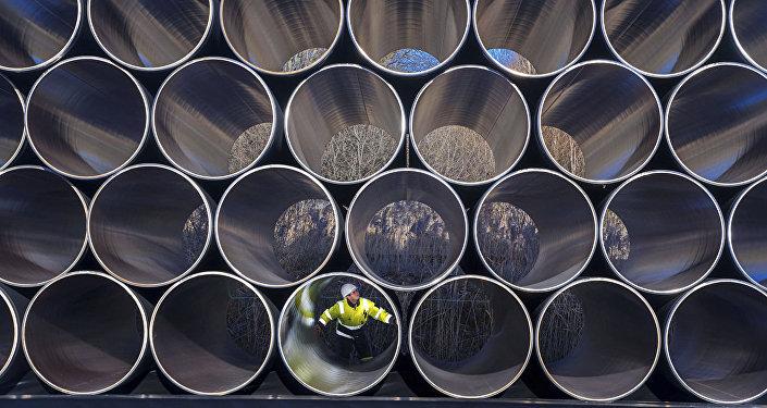 中俄东线天然气管道黑龙江穿越工程全部完成并通过验收