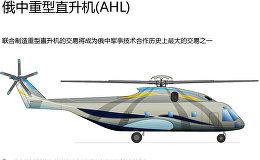俄中重型直升机(AHL)