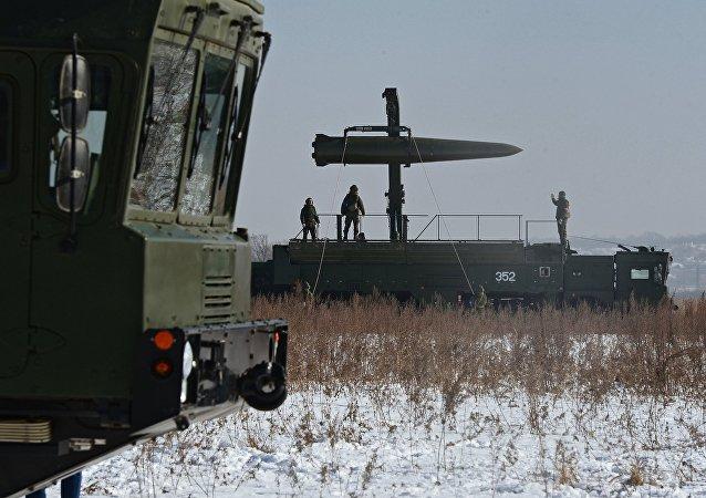 俄向北約表示把《中導條約》中斷責任推給俄的做法無根據