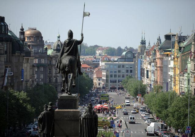 北京市宣布解除与捷克布拉格市友城关系