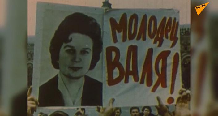 世界首位女宇航員捷列什科娃壽辰