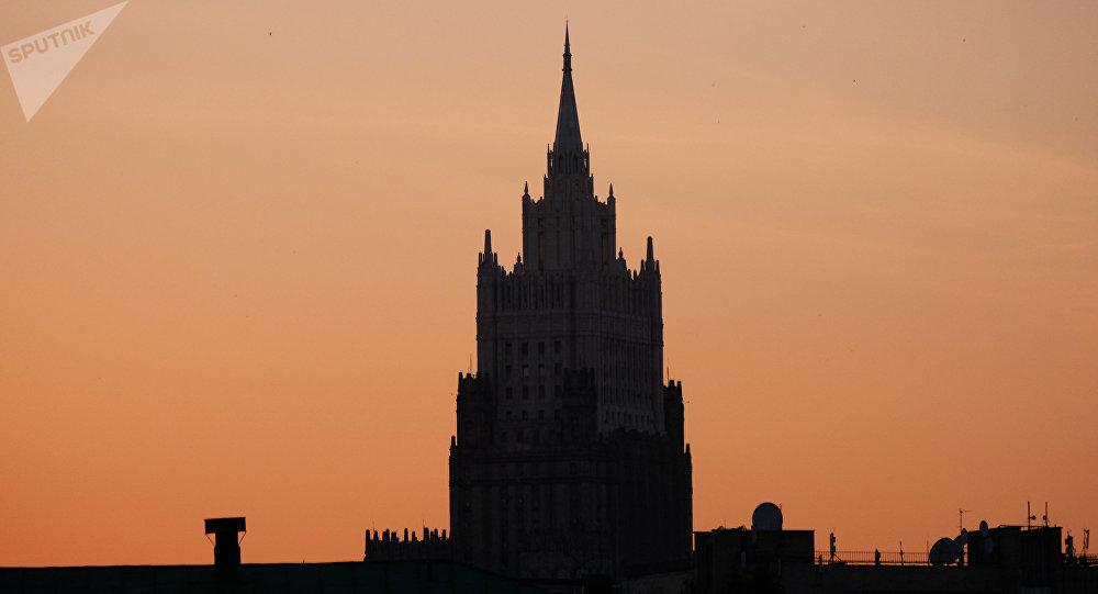 俄外交部强烈谴责针对沙特石油设施的袭击
