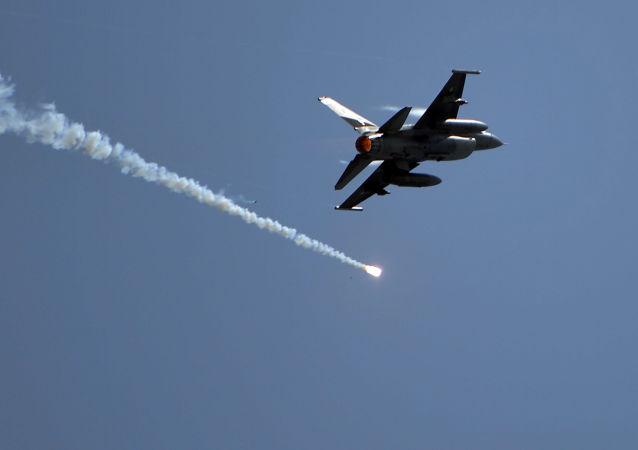 印度空軍擊落第四架侵犯領空的巴基斯坦無人機