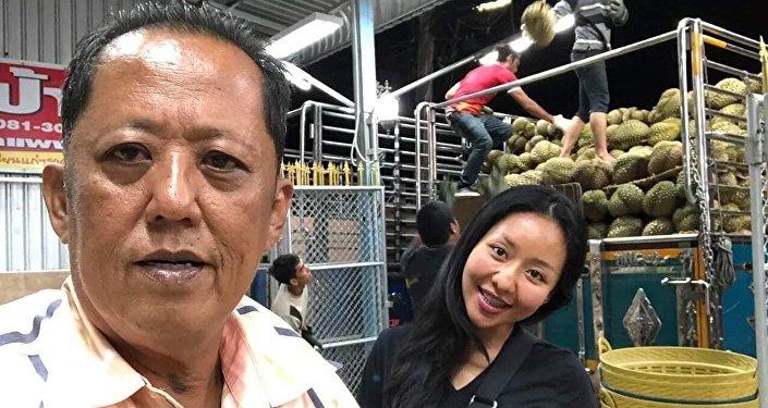 嫁中国人:泰国一商人出钱为女儿找女婿
