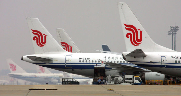 中國國航在俄備降航班上的乘客已乘坐備用飛機前往目的地