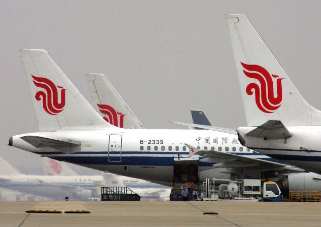 中国国航在俄备降航班上的乘客已乘坐备用飞机前往目的地