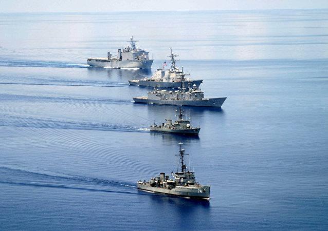 菲律宾不想成为美中南海冲突的牺牲品