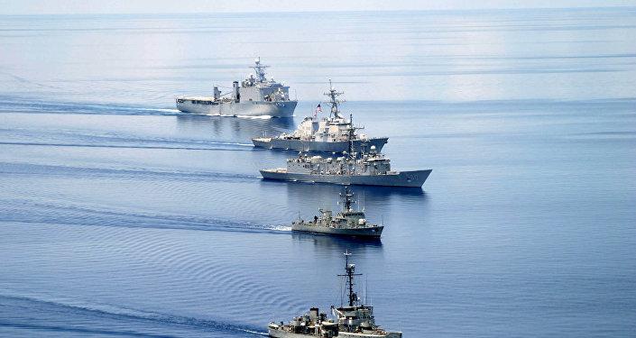 菲律賓不想成為美中南海衝突的犧牲品