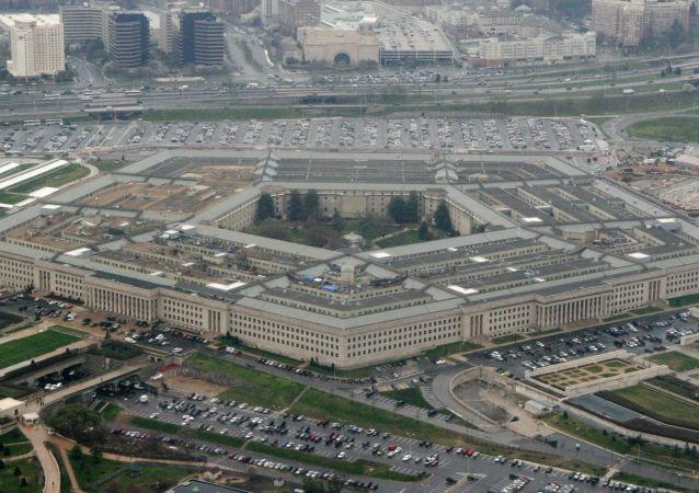五角大楼在华盛顿执行秘密行动