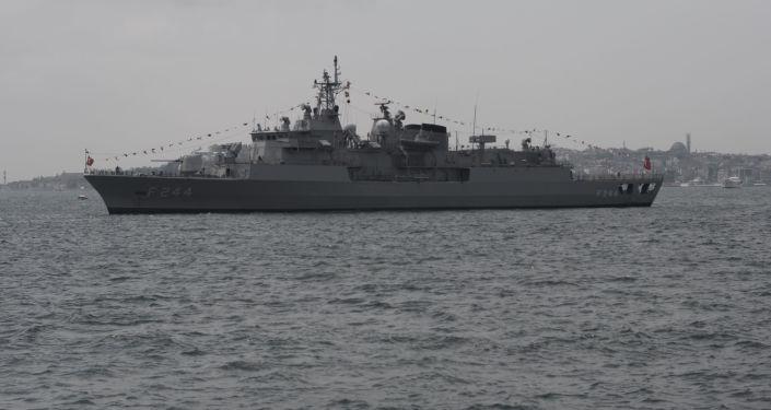TCG Barbaros護衛艦