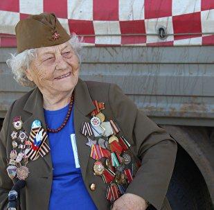 超級老奶奶瑪利亞·科爾塔科娃