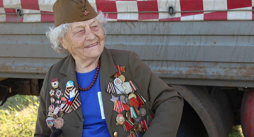 超级老奶奶玛利亚·科尔塔科娃