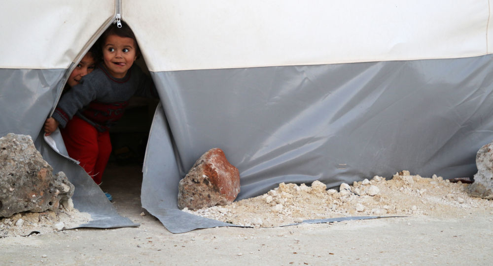 聯合國報告:今年6月份敘利亞余11萬人被迫流離失所