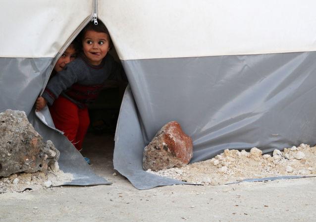 联合国报告:今年6月份叙利亚余11万人被迫流离失所