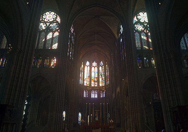 圣丹尼大教堂