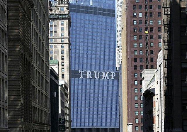 媒體:特朗普前律師科恩向美國會提交文件 或與莫斯科特朗普大廈建設項目有關