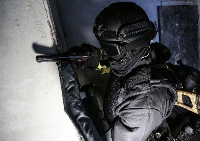 俄罗斯国民警卫队