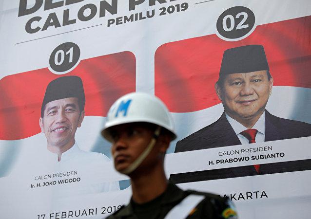 中国干预印尼大选——极端伊斯兰分子的蓄意谎言