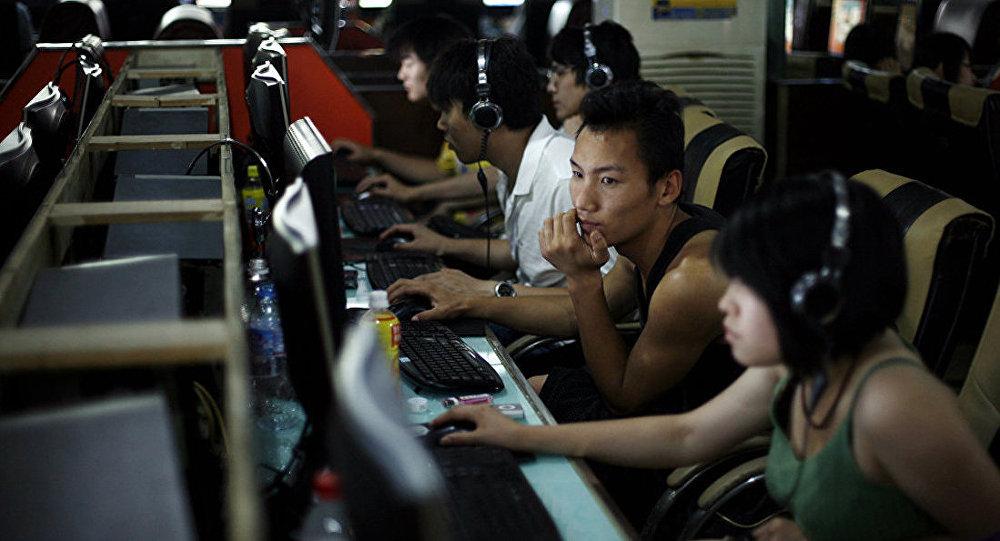 中國青年人如何在電競酒店中過夜