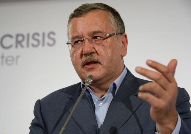 烏總統候選人格里岑科