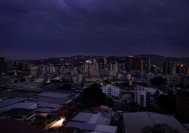古巴国务委员会主席称委内瑞拉断电是恐怖袭击