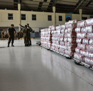 美國特別代表:美國不會使用武力向委內瑞拉運送人道物資