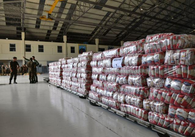 美国特别代表:美国不会使用武力向委内瑞拉运送人道物资