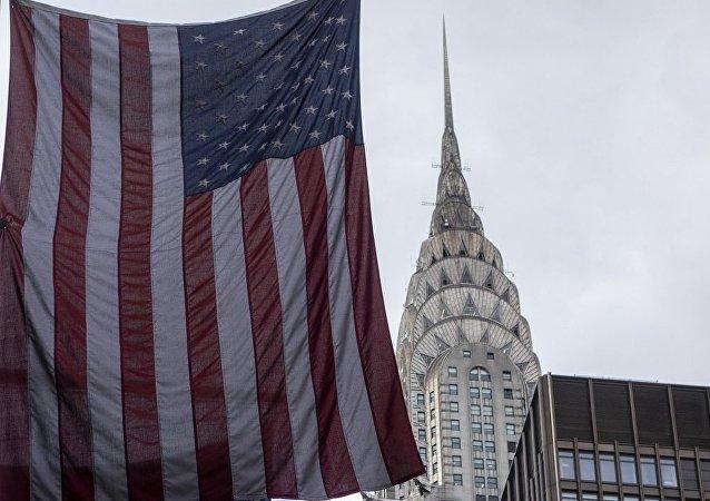 纽约克莱斯勒大厦