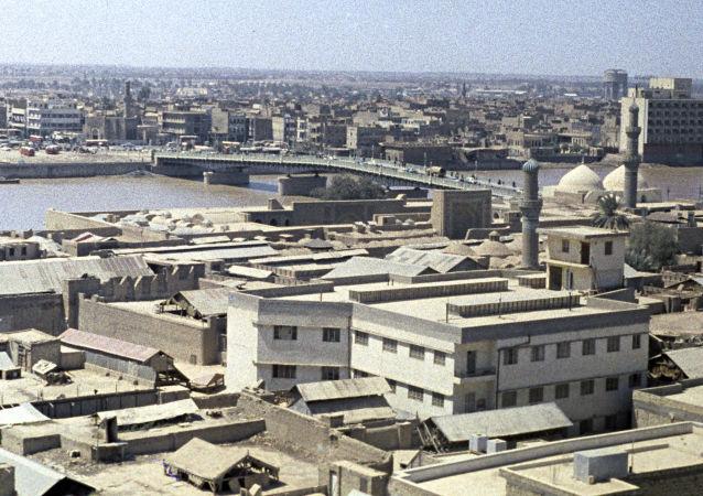 伊拉克首都巴格達