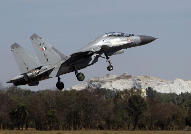 媒體:印度空軍擊落一架巴基斯坦無人機
