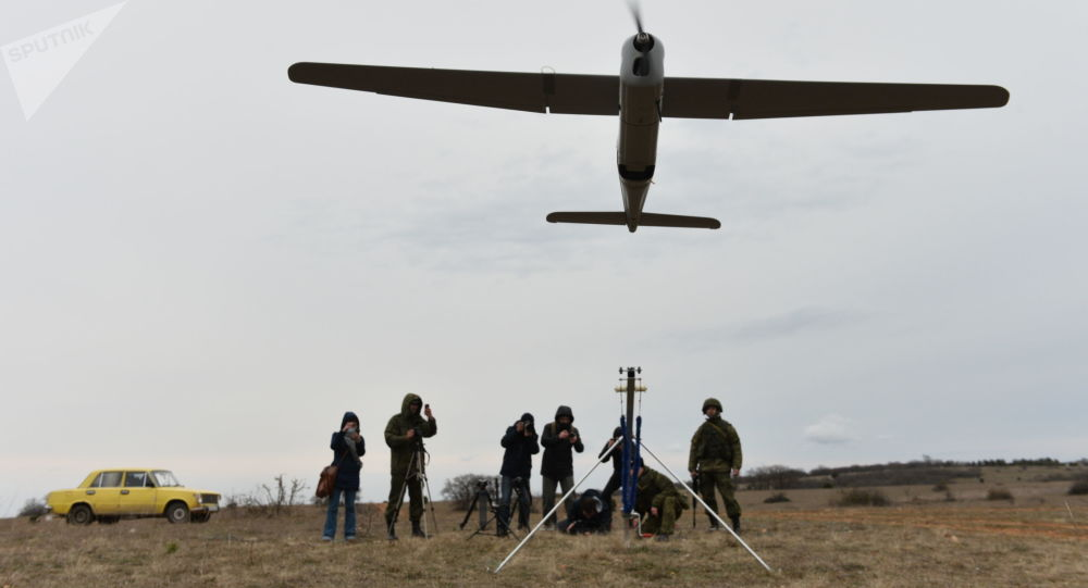 俄羅斯為測試新武器開發高速移動的靶標系統