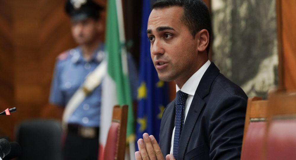 意大利副总理迪马约