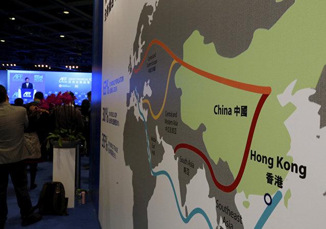 """中国副外长:中方赞赏意大利积极参与""""一带一路""""建设"""
