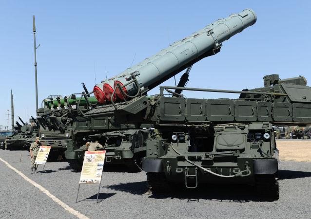 """""""山毛榉-M3""""防空导弹系统"""