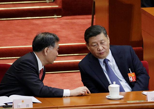 中国不会无限期地推迟与台湾的统一