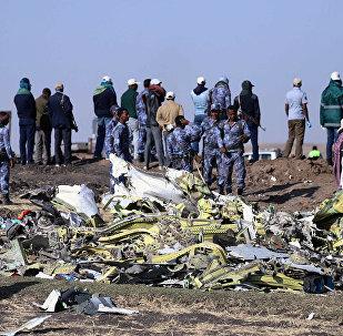 美媒:埃航墜機事故中遇難的飛行員遵循事故操作手冊