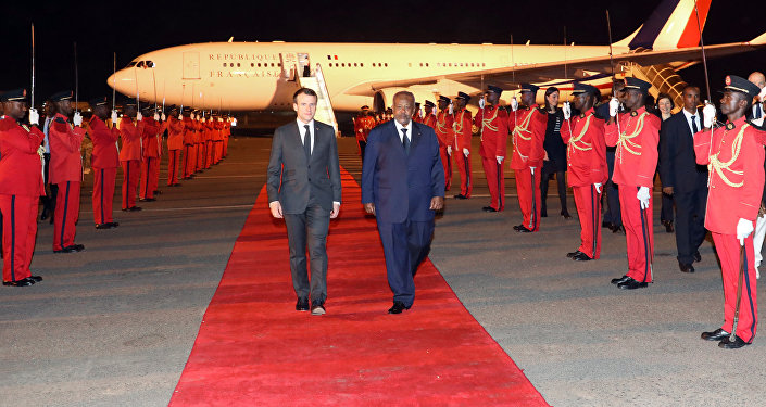 法国欲在非洲赶超中国,然而劳而无功