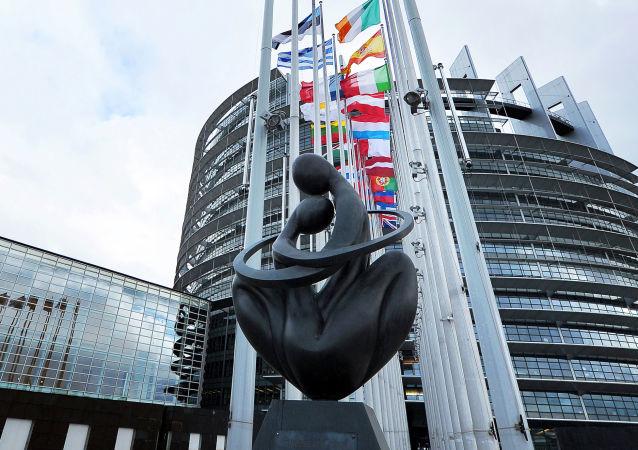 欧洲议会决议呼吁不再将俄罗斯视为战略伙伴