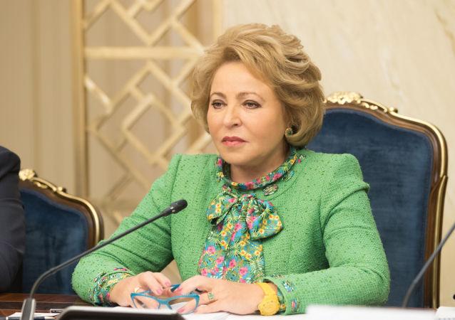 俄联邦委员会主席:俄愿意恢复与美国进行不同级别的议会接触