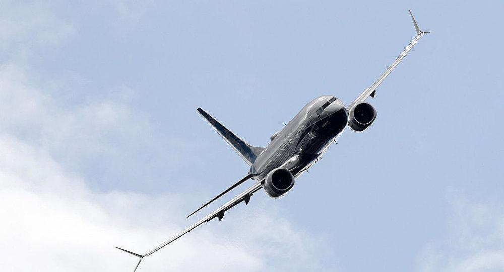 波音737 MAX飛機