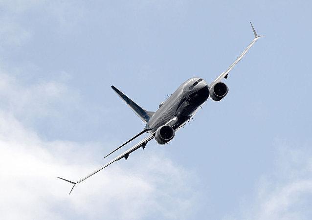 737MAX客機