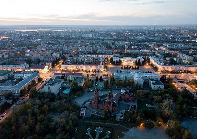 库尔干(俄罗斯城市)